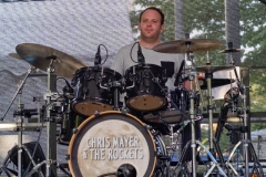 """018 Raphi der """"neue Drummer""""_ Foto: Uwe Lestikow"""